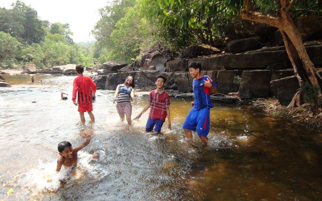 Voyage pour le Nouvel An Khmer