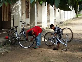 Suite du voyage d'Isabelle et Eliane au Cambodge